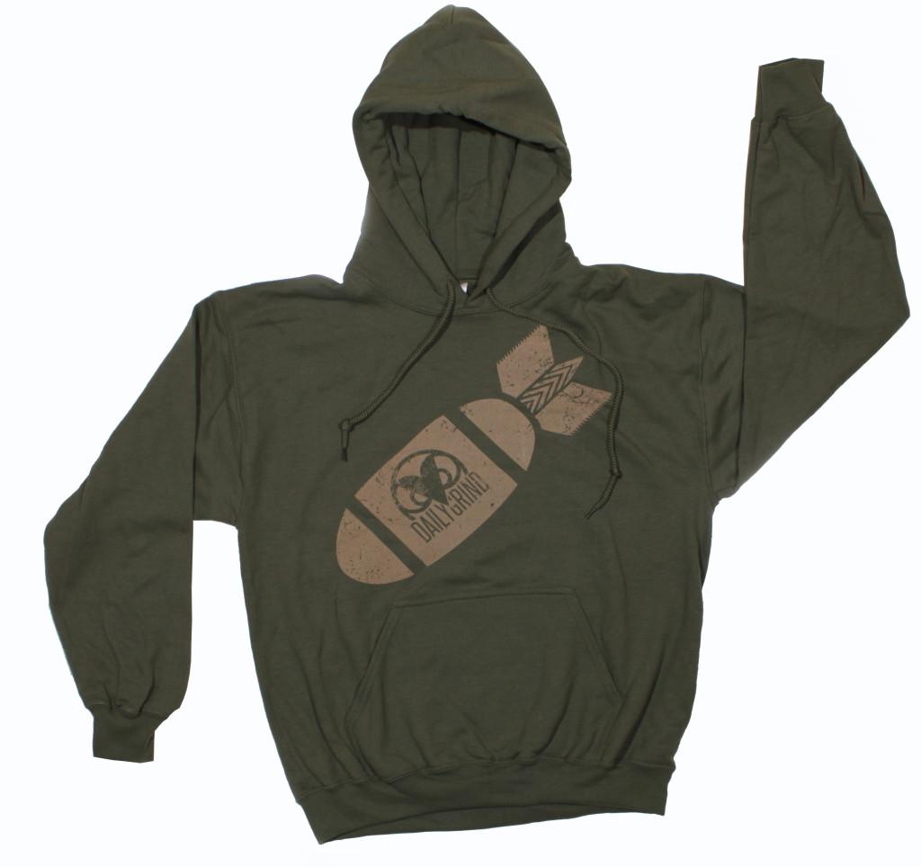 bomb hoodie